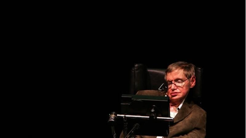 Stephen Hawking archivaldo Getty