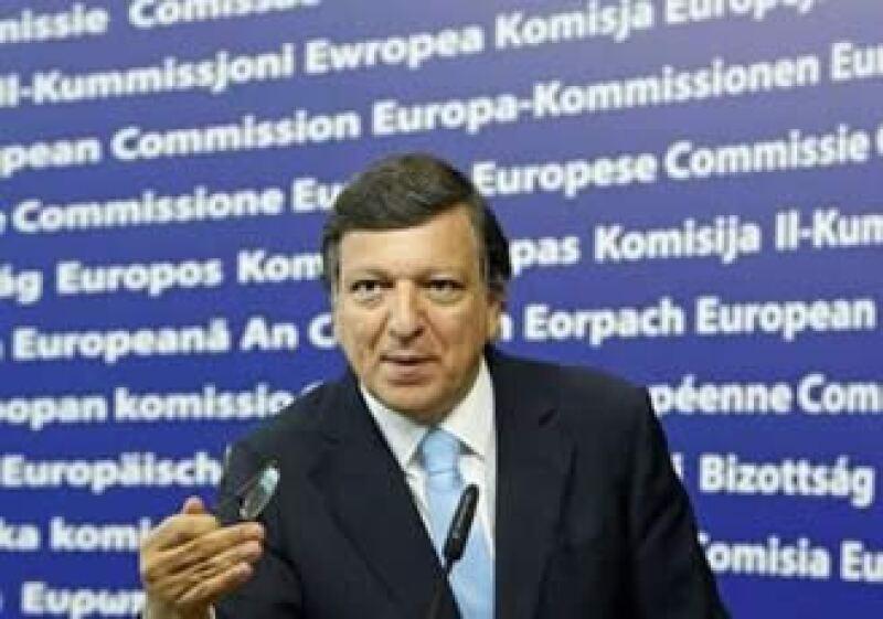 El presidente de la comisión Europea, José Manuel Durao Barroso. (Foto: Reuters)