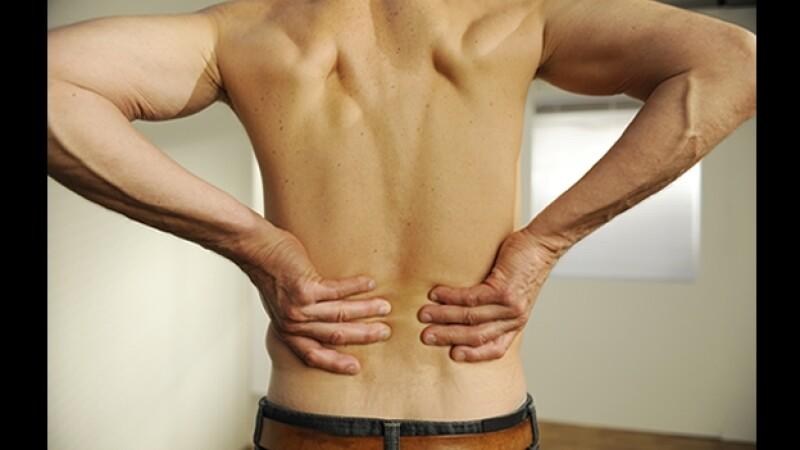 dolor de espalda back pain
