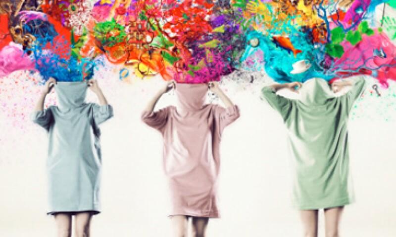 Las mejores ideas, según los creativos, no se generan en la oficina. (Foto: Getty Images)