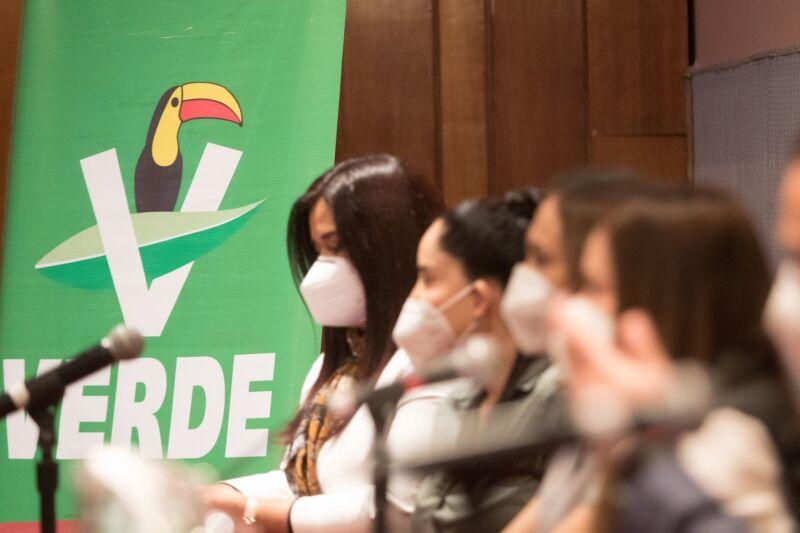 Partido Verde diputados