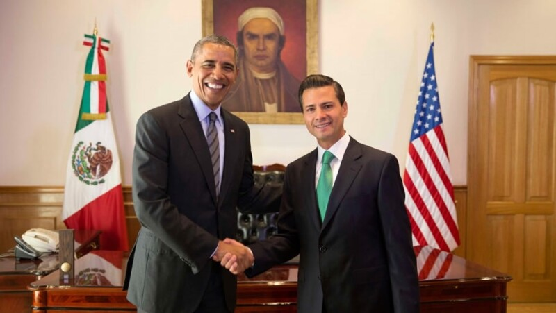 Peña Nieto Obama