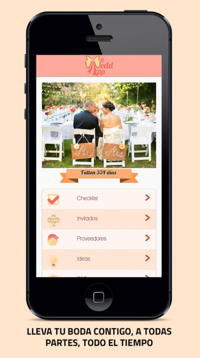 My Wedd App.