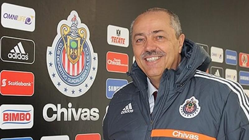 Juan Manuel Herrero es el nuevo presidente deportivo del Guadalajaraq