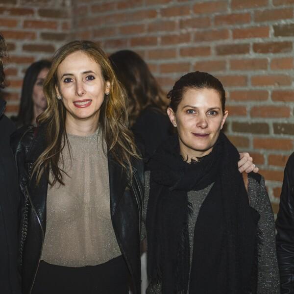 Arturo y Carolina Arditti, Dalia y JorgeArditti.jpg