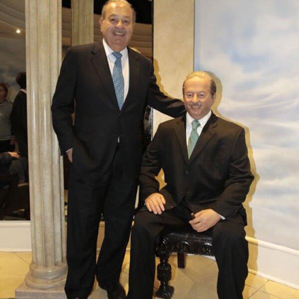 Carlos Slim, figura de Carlos Slim