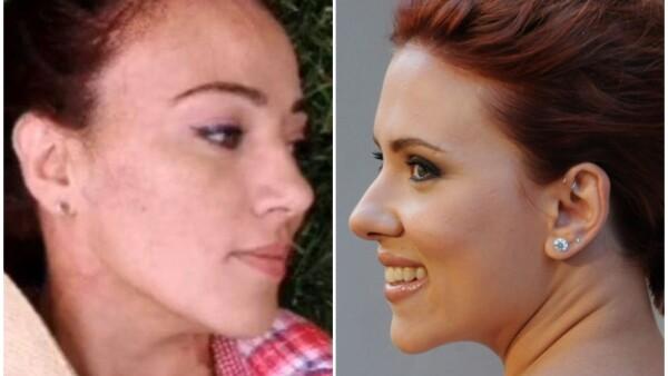 Mamá de María José y Scarlett Johansson.