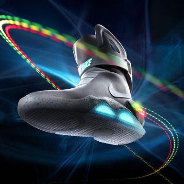 Estas zapatillas deportivas serán subastadas y las ganancias se destinarán directamente a la Fundación Michael J. Fox, que atiende la lucha contra el mal de Parkinson.