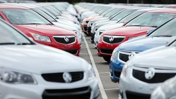 Entre enero y abril se han vendido 465,733 autos en México.