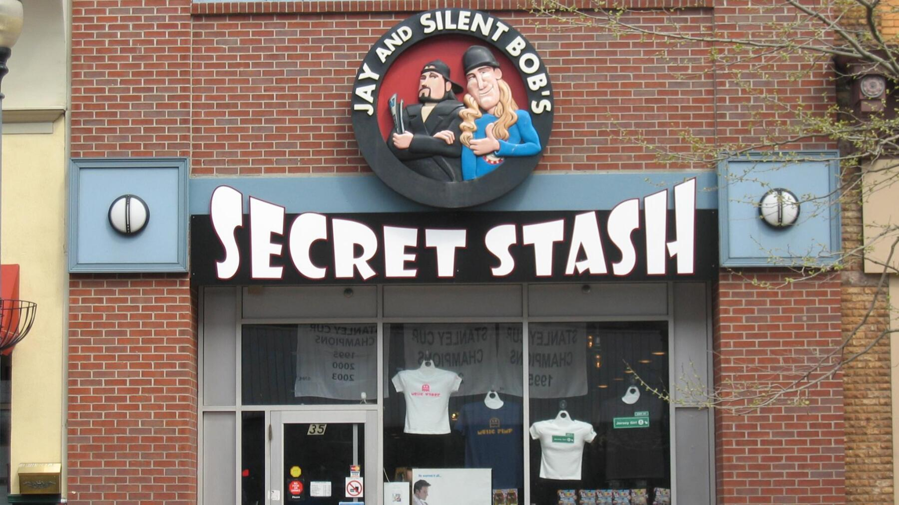 Jay and Silent Bob's