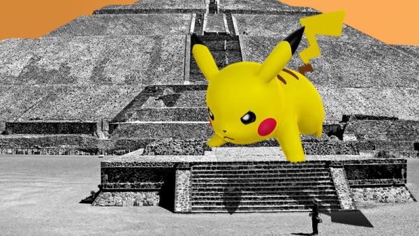 Zona Libre de Pokémon