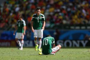 México Holanda 2014