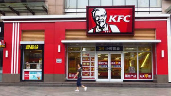 KFC debe lidiar con una difícil batalla para recuperar la confianza del público chino. (Foto: AFP)