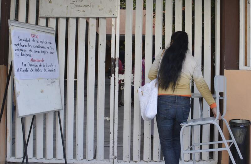 Escuelas en Guerrero