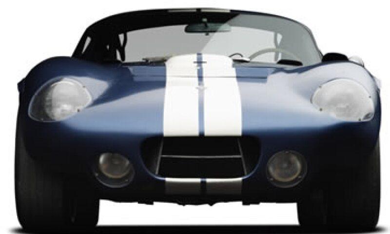 El auto se encuentra en exhibición en el Museo Simeone. (Foto: Simeone Museum/Cortesía)