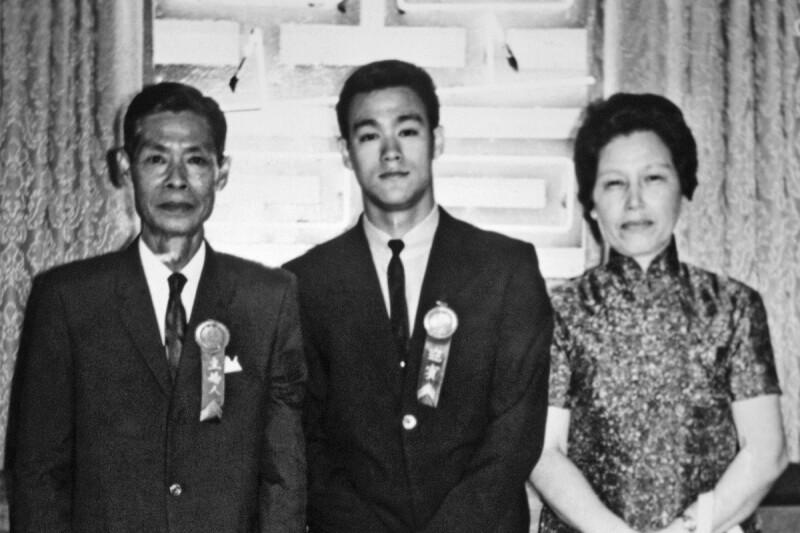 Familia de Bruce Lee