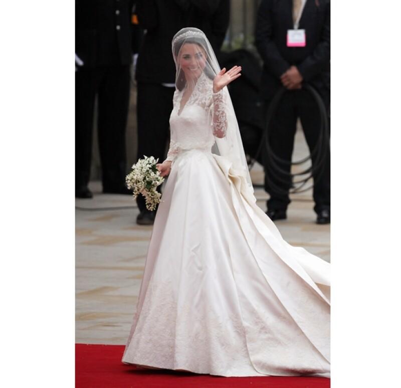Burton superó las expectativas y creó un verdadero vestido de cuento de hadas.