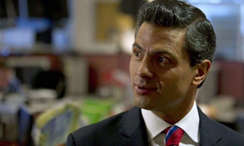 The Guardian dice que el equipo de Peña negó la existencia de los contratos. (Foto: AP)