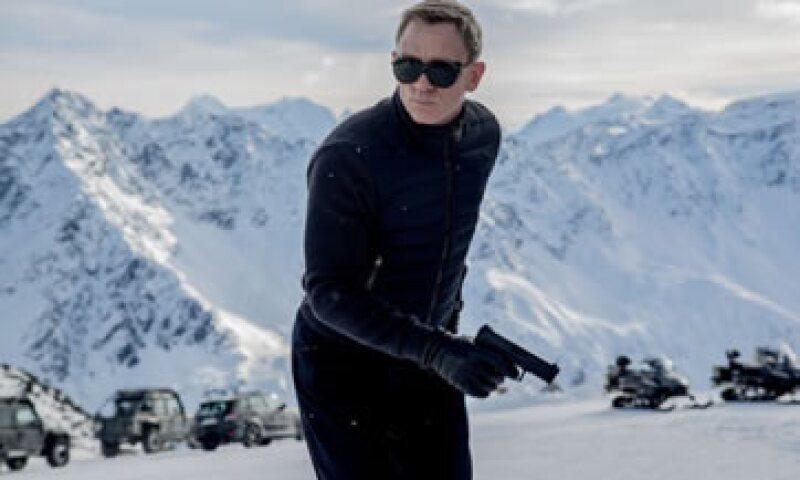 Esta es la última película de Daniel Craig como James Bond. (Foto: MGM Studios)