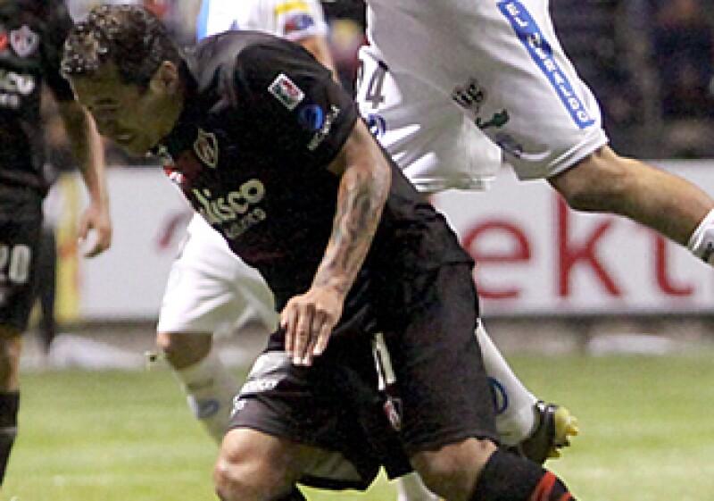 La alianza de Diversity Capital con Atlas empezó a delinearse a fines de marzo de 2008; a principios de 2009, su logo desapareció de las playeras de los futbolistas. (Foto: Notimex)