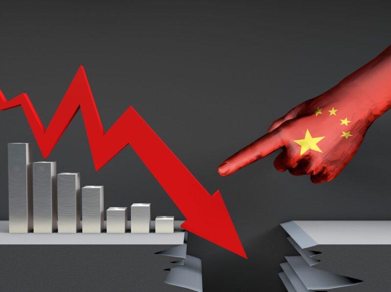 china caida crecimiento