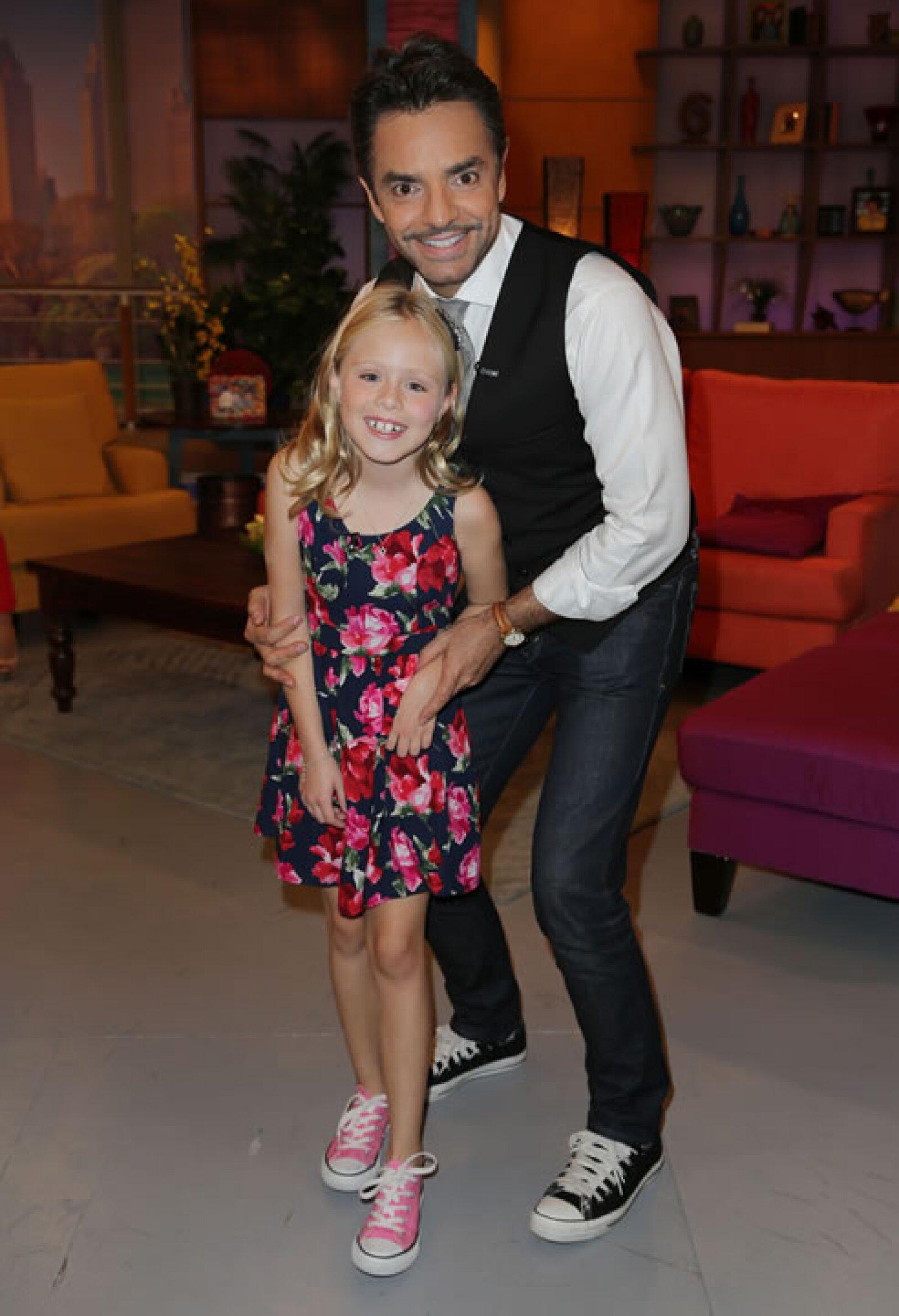 Eugenio y Loreto son una dupla inseparable, sobre todo ahora que son invitados a diferentes programas de TV.
