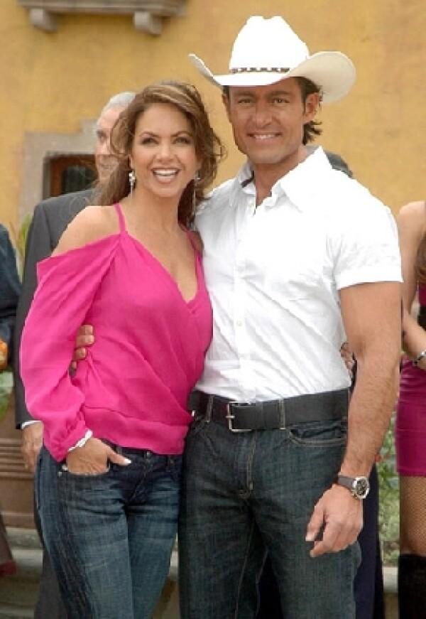 Lucero vuelve a protagonizar una novela con Fernando Colunga.