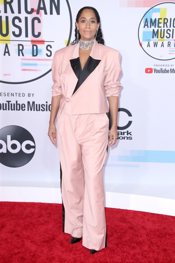 American Music Awards, Arrivals, Los Angeles, USA - 09 Oct 2018