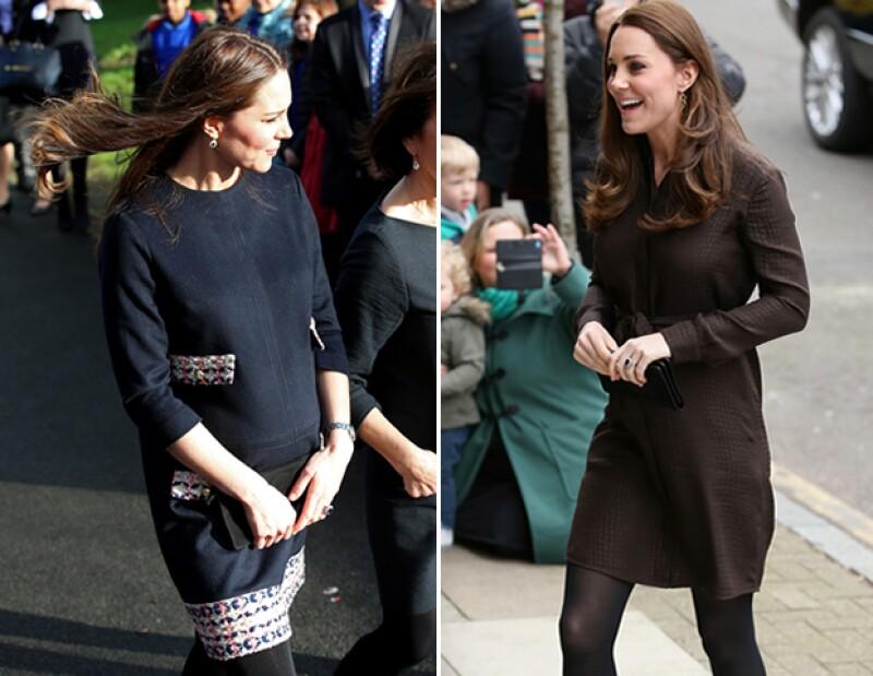 Kate Middleton es amada por marcas como Tory Burch y Diane Von Furstenberg por hacer que sus vestidos se vuelvan un hit instantáneo.