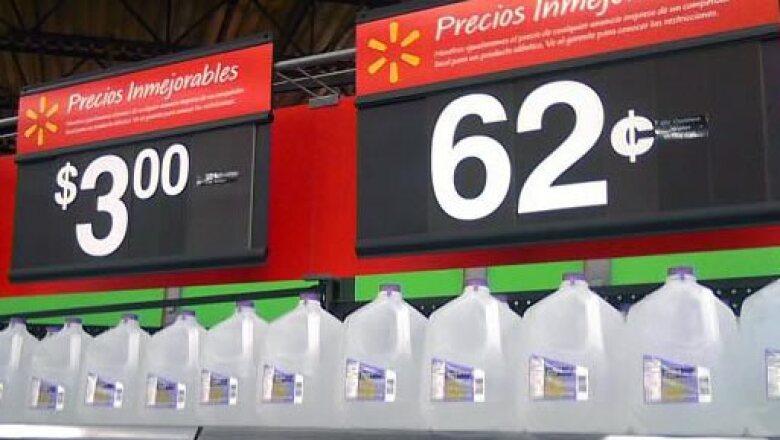 O al menos continúa con la campaña de reducción de precios que utiliza en México.