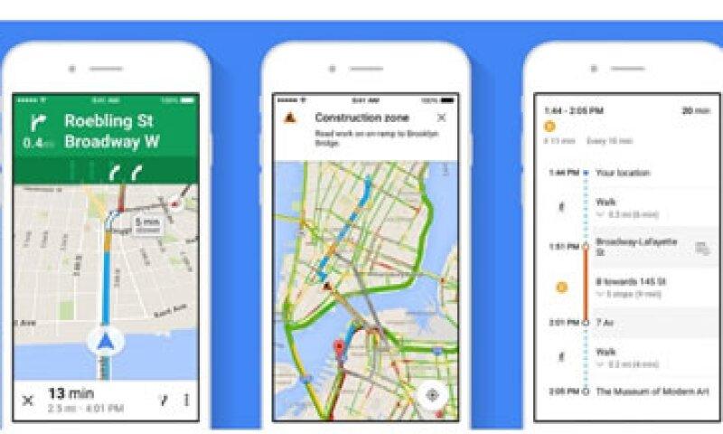 El cambio lo podrás ver con la nueva actualización de los mapas. (Foto: Google)