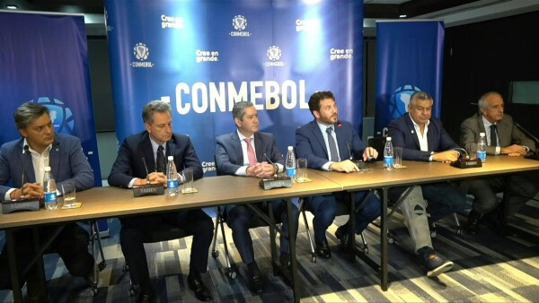 La final de la Copa Libertadores cambia de sede a Perú