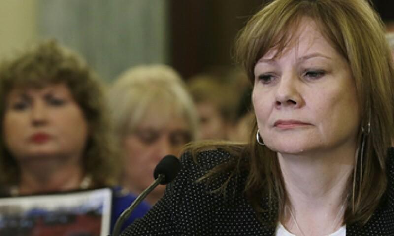 Mary Barra también señaló que no hay pruebas de una conspiración para encubrir los hechos. (Foto: Reuters)