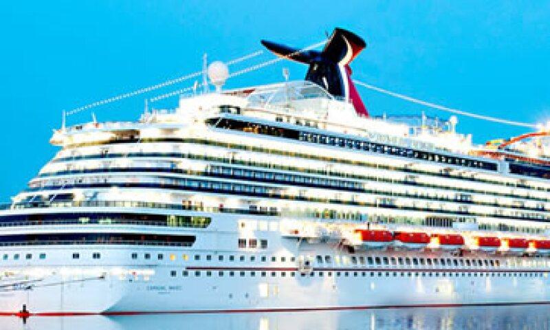 El crucero regresará a Galveston, Texas. (Foto: Tomada de carnival.com )