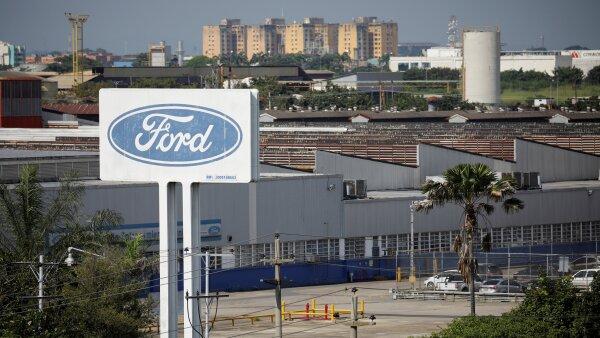 Ford Venezuela trabajadores