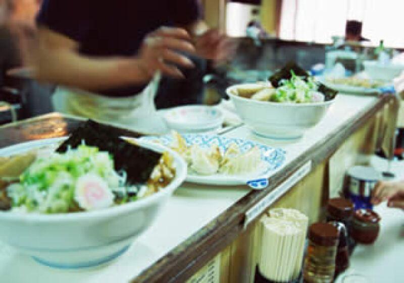 La comida en este restaurante no puede desperdiciarse. (Foto: Jupiter Images)