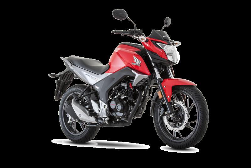 Honda CB160F Invicta