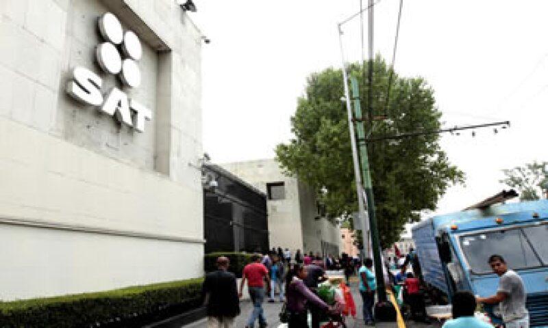 El SAT realizará auditorías a los mexicanos que aparecen en la lista de HSBC. (Foto: AFP)