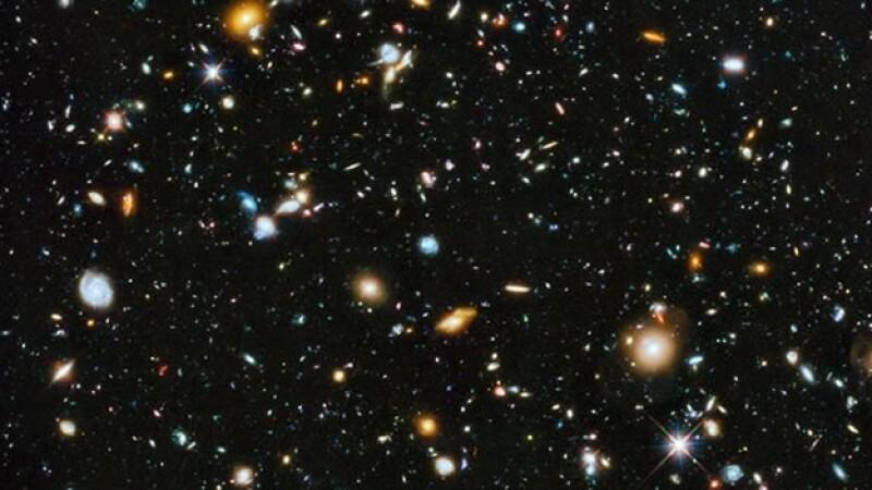 Hubble imagen mas colorida