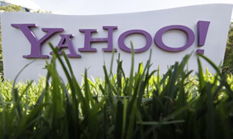 Yahoo ganó 2,800 mdd adicionales por la venta de su participación en el sitio Alibaba Group. (Foto: Reuters)