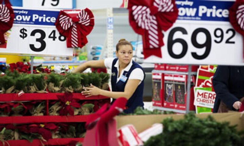 La ganancia trimestral de la minorista cayó a 3,300 millones de dólares. (Foto: Reuters)