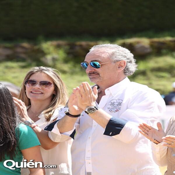 Mónica Ochoa,Joaquín Quintana