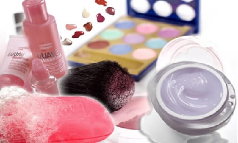 La industria de los cosméticos tiene un valor de 9,100 millones de dólares en México. (Foto: Cortesía CANIPEC)