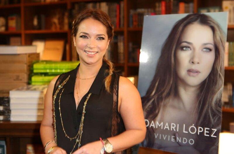Adamari López presentación libro