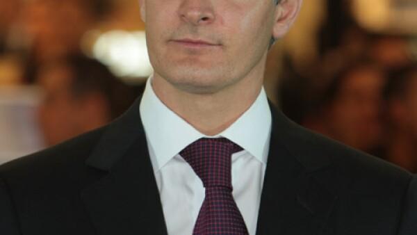 Alfredo del Mazo Maza, presidente municipal de Huixquilucan, es hijo del ex gobernador de Estado de México Alfredo del Mazo González.