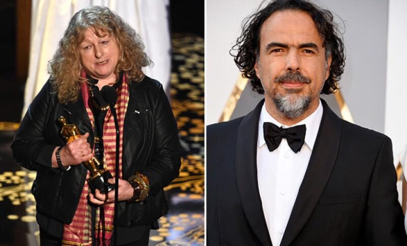 En la 88ª entrega de los Oscar, se hizo viral un video en el que el cineasta mira de forma peculiar a la ganadora de Mejor Diseño de Vestuario de Mad Max mientras subía a recoger su premio.