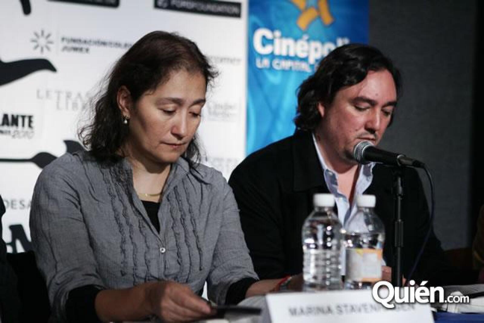 Conferencia Diego Luna