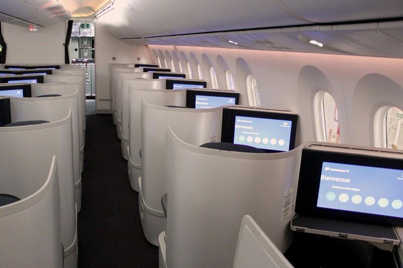 """Aeroméxico Boeing 787-9 """"Quetzalcóatl"""" 4"""
