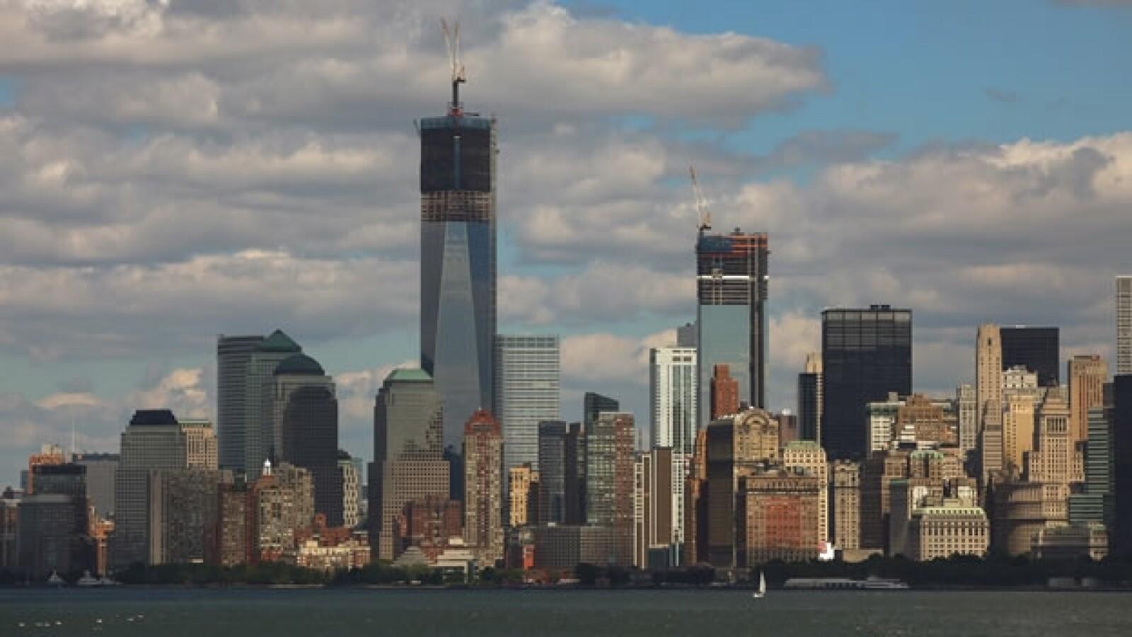Memorial a las víctimas del 11-S en la Zona Zero