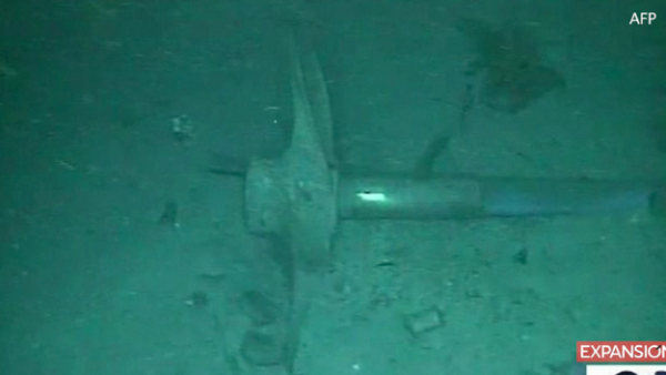 Submarino desaparecido -  Argentino